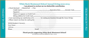 Pledge Cards Template | Mamiihondenk pertaining to Donation Card Template Free