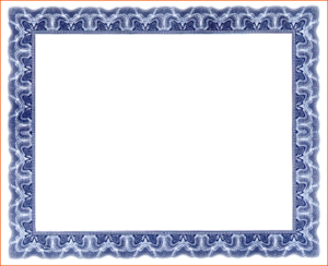 Png Certificates Award Transparent Certificates Award with regard to Award Certificate Border Template