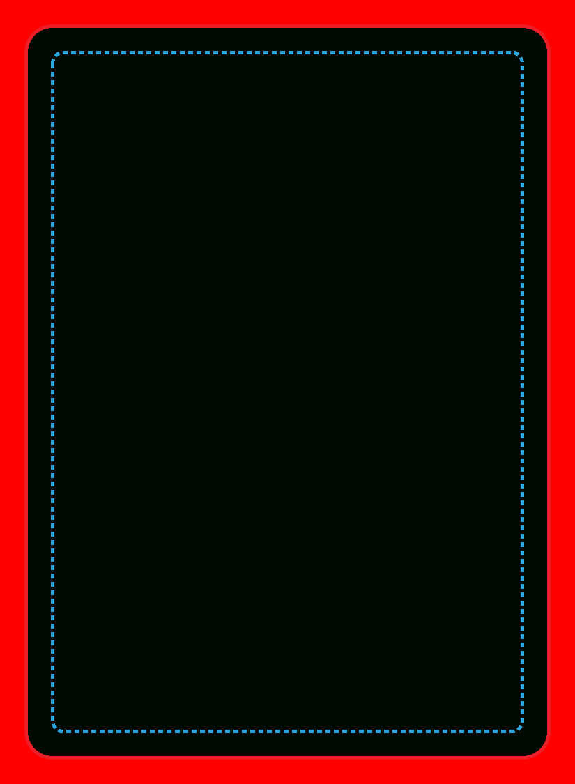 Poker Deck Inside Custom Playing Card Template