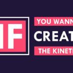 Powerpoint Animation Tutorial Kinetic Typography Part 01 Throughout Powerpoint Kinetic Typography Template