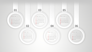 Powerpoint Calendar: The Perfect Start For 2015 within Powerpoint Calendar Template 2015