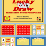 Powerpoint Game Template – Lucky Draw Interactive Game With Regard To Powerpoint Template Games For Education