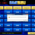 Powerpoint Gameshow Template Tutorial In Trivia Powerpoint Template
