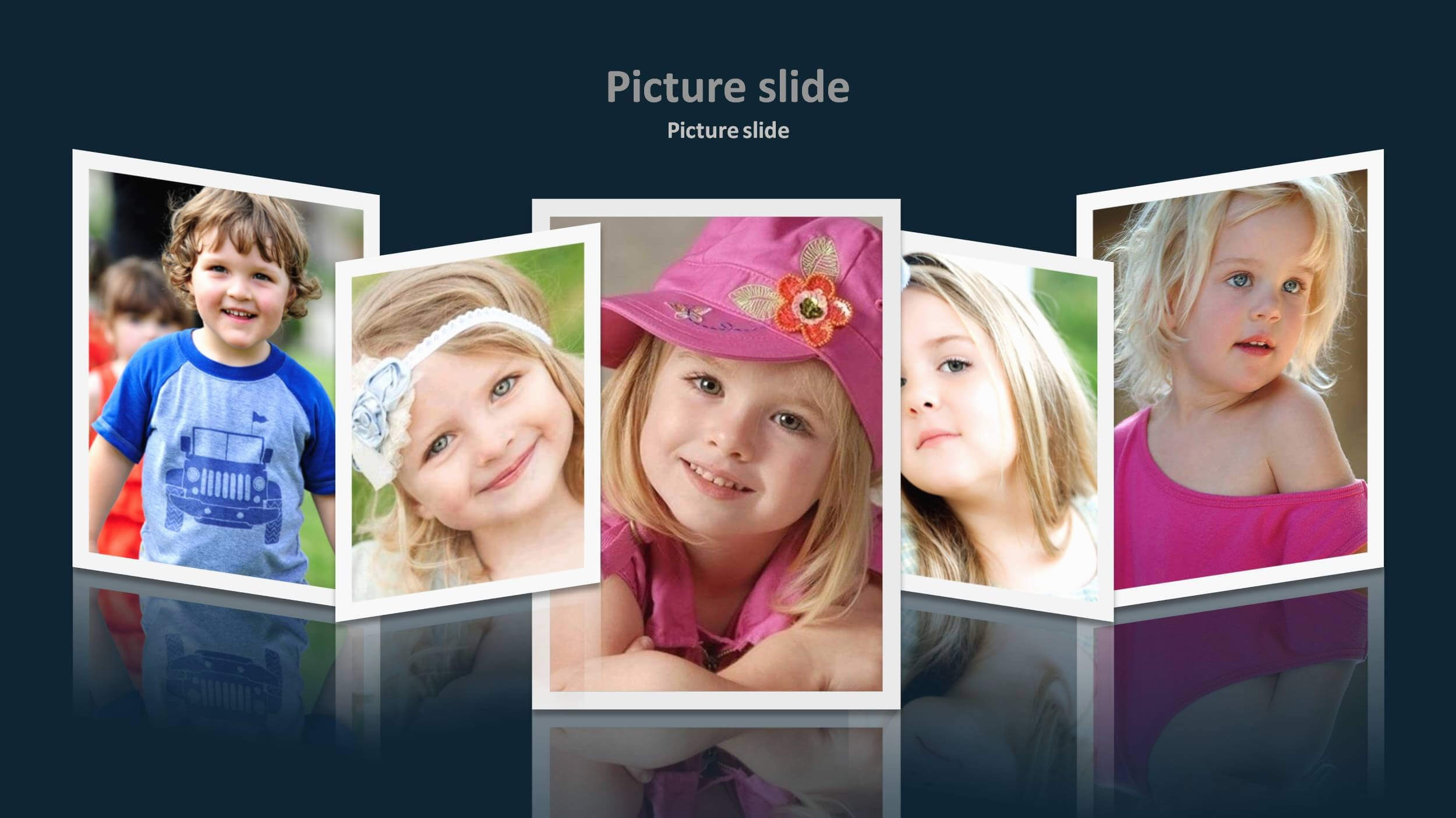 Powerpoint Photo Album Template The Ten Secrets You Will With Powerpoint Photo Album Template