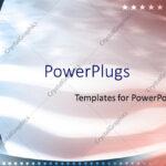 Powerpoint Template: American Flag Patriotic United States With Patriotic Powerpoint Template
