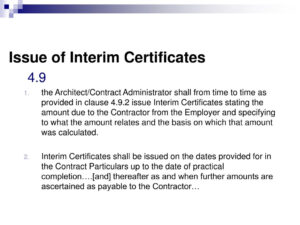 Ppt – Architectural Association Part 3 Seminars, 2008 for Practical Completion Certificate Template Jct