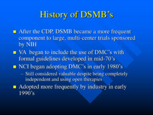 Ppt – Data And Safety Monitoring In Clinical Trials within Dsmb Report Template