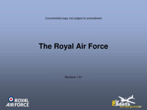 Ppt - The Royal Air Force Powerpoint Presentation - Id:5825254 pertaining to Raf Powerpoint Template