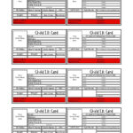 Prepared Not Scared!: Preparedness Project – Family Inside Id Card Template For Kids