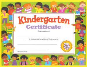 Preschool Graduation Diploma Free Printable | Free Printable intended for Preschool Graduation Certificate Template Free