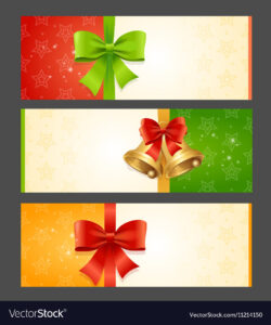 Present Card Template within Present Card Template