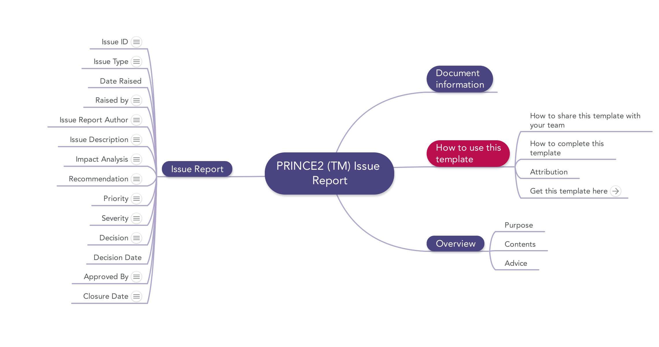 Prince2 Issue Report | Download Template In It Issue Report Template