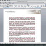 Print A Borderless Pdf From Microsoft Word Document Pertaining To Borderless Certificate Templates