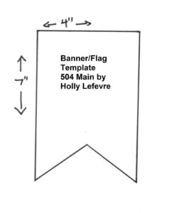 Printable Banner Template | Just Patterns | Fall Burlap for Printable Banners Templates Free