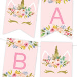 Printable Banners – Make Your Own Banners With Our Printable Pertaining To Diy Banner Template Free
