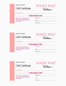 Printable Blank Gift Certificate Template Free Massage In Massage Gift Certificate Template Free Download