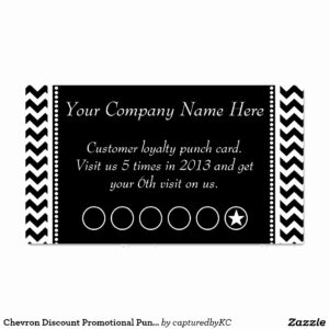 Printable Business Cards Then Business Punch Card Template within Business Punch Card Template Free