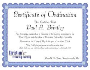 Printable Church Ordination Certificates Templates pertaining to Ordination Certificate Templates