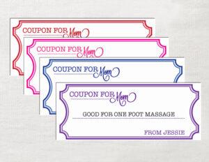Printable Coupon Template Blank – Basecampjonkoping.se Throughout Blank Coupon Template Printable