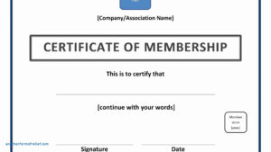 Printable Membership Card Template Or Soccer Report Card regarding Soccer Report Card Template