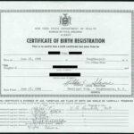 Printable Sensational Official Birth Certificate Template Within Birth Certificate Template Uk