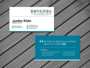 Private Tutor Business Cards Card Template Preview 1 Jpg regarding Business Cards For Teachers Templates Free