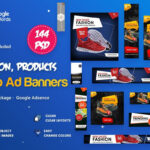Product Banners Ads Template Psd | Web Banners – Ads For Product Banner Template