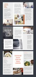 Professional Brochure Templates   Adobe Blog inside Illustrator Brochure Templates Free Download