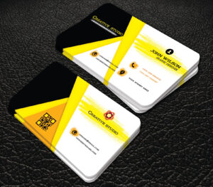 Professional Business Card Template Vol. 1.rar Download with regard to Generic Business Card Template