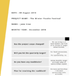 Progress Report: How To Write, Structure And Make It With Template On How To Write A Report