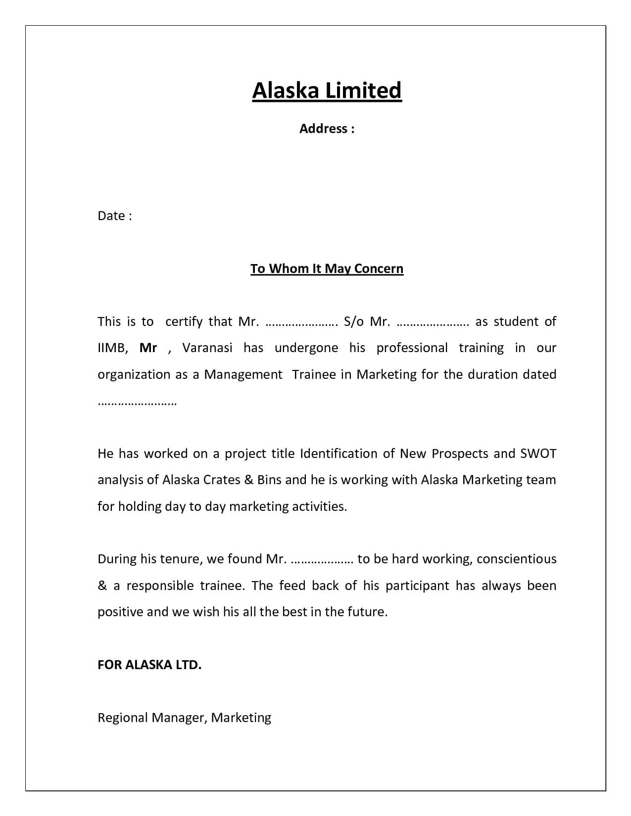 Project Completion Certificate Template | Cover Latter Regarding Certificate Template For Project Completion