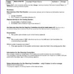 Project Debrief Checklist Evernote Templates Workflows To Regarding Debriefing Report Template