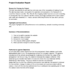 Project Evaluation Report Template V1.0 – 200392 – Uws – Studocu Within Website Evaluation Report Template