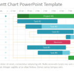 Project Gantt Chart Powerpoint Template regarding Project Schedule Template Powerpoint