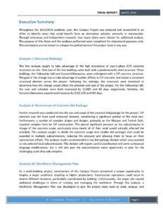 Project Management Template Overview Summary Example within Evaluation Summary Report Template