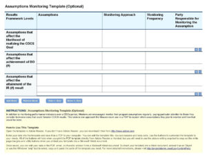 Project Monitoring Template Checklist Plan Xls Budget with Monitoring And Evaluation Report Template
