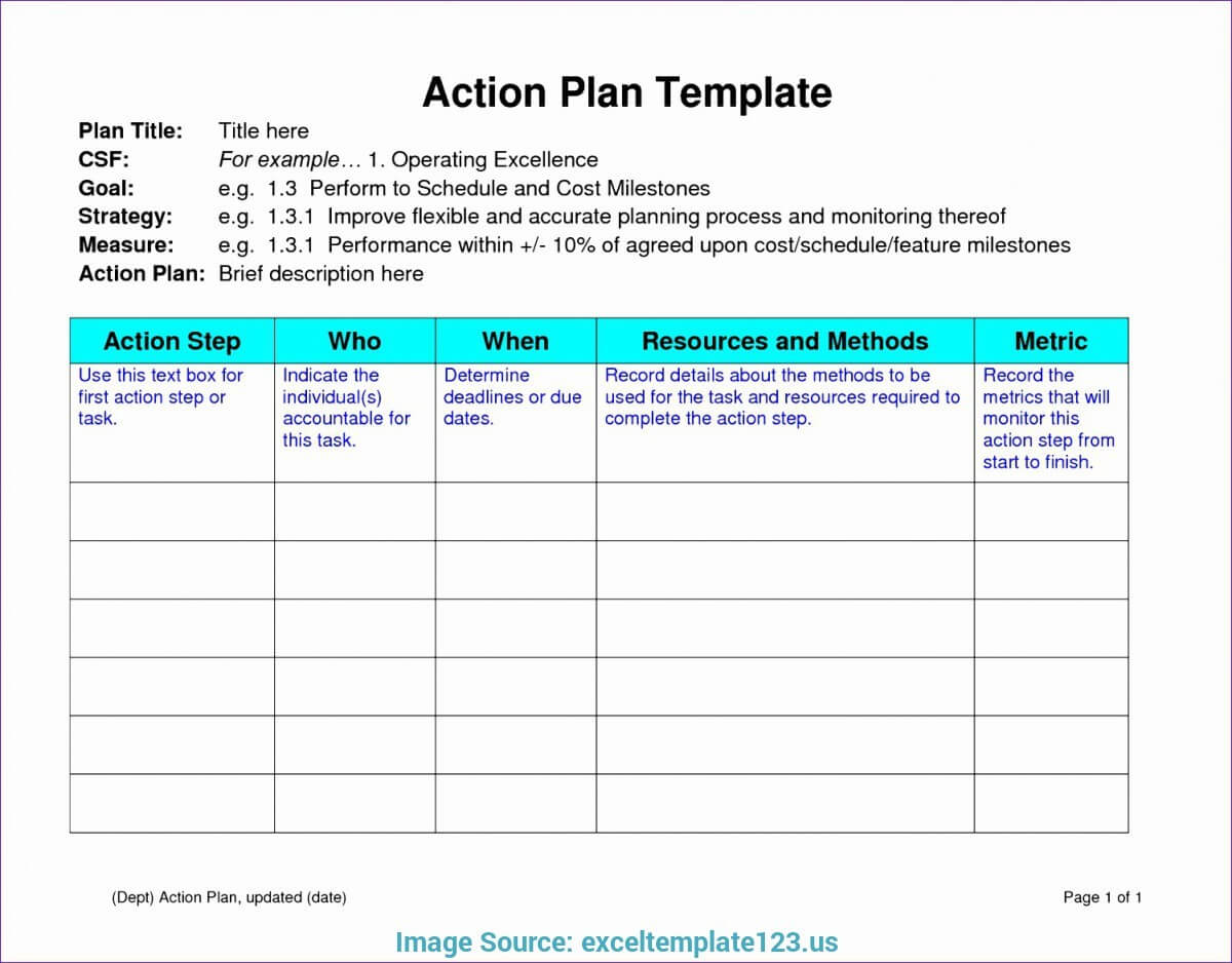 Project Plan Template Word Action Download Australia | Smorad Pertaining To Work Plan Template Word