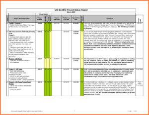 Project Progress Report Format Cel Sample Template Status regarding Project Daily Status Report Template