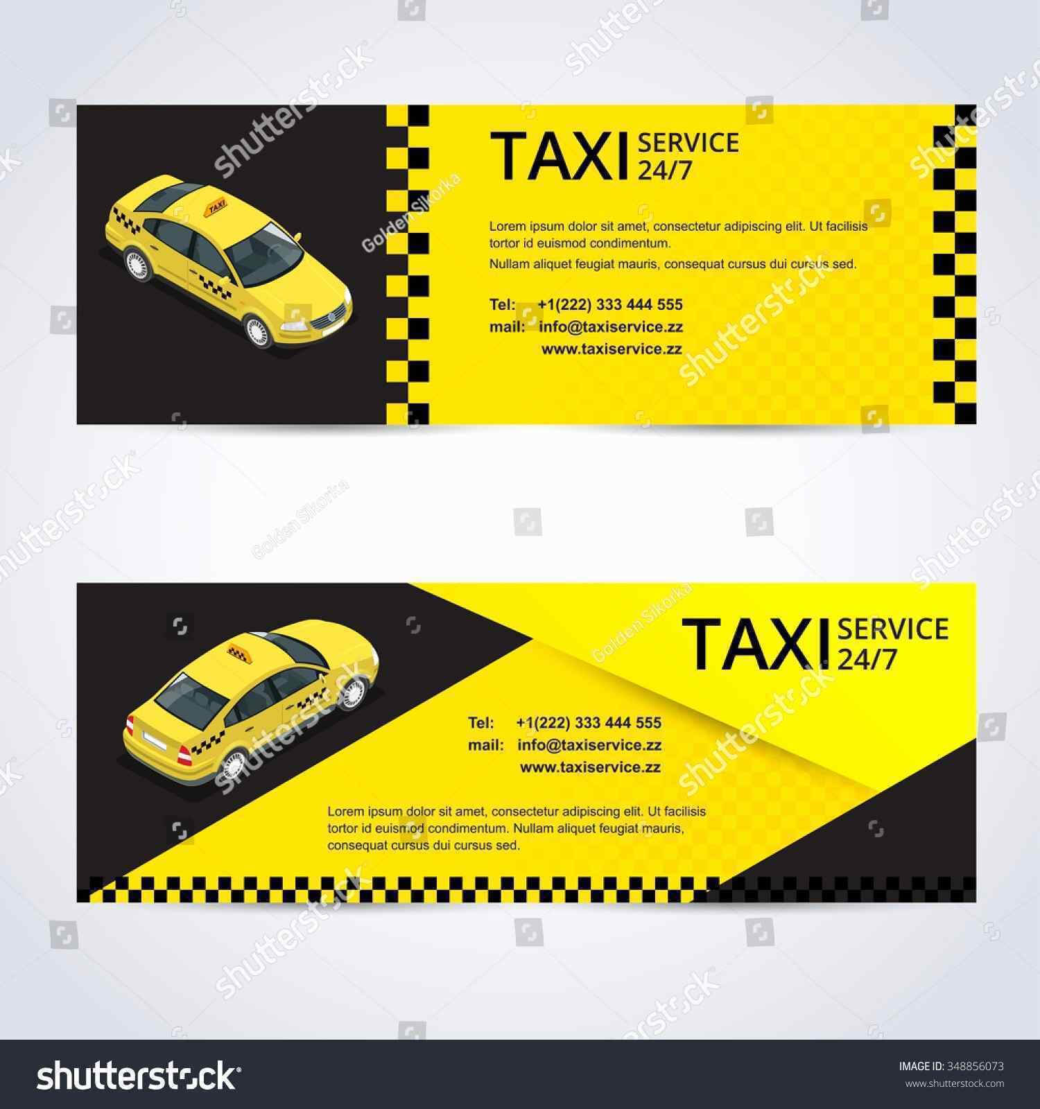Transport Business Cards Templates Free