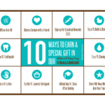 Punch Card: Welcome To Yl Challenge – The Oil Posse With Reward Punch Card Template
