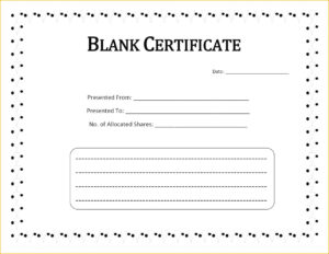 Puppy Birth Certificate Template Word in South African Birth Certificate Template
