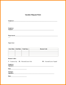 Purchase Request Form Template Better Than Word Doc Pdf And Intended For Travel Request Form Template Word