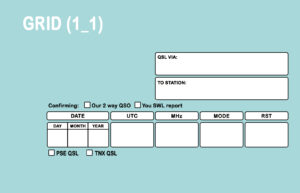 Qsl Card Template Photoshop within Qsl Card Template
