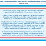 Qsl Cards – Radio Amateur Printed Qsl Cards With Free Uk Throughout Qsl Card Template