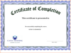 Qualification Certificate Template – Bizoptimizer in Qualification Certificate Template