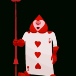 Queen Of Hearts Soldier Card – Google Search   Punch Art Throughout Alice In Wonderland Card Soldiers Template