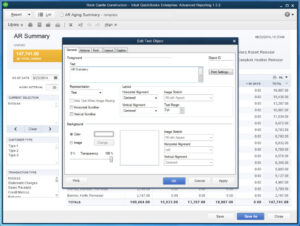 Quickbooks Advanced Reporting – Custom Report Builder For with Quick Book Reports Templates