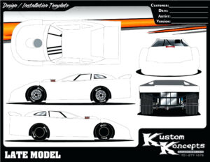 Race Car Template – Wepage.co with regard to Blank Race Car Templates
