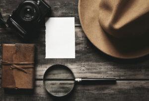 Radius Investigations for Private Investigator Surveillance Report Template