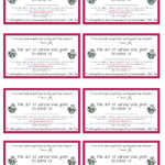 Random Act Of Kindness Card For A Loved One Who Has Passed Within Random Acts Of Kindness Cards Templates